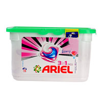 Ariel With Touch Of Downy Washing Pods 15 x27g