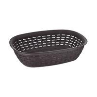 Dunya Rattan Bread Basket 05206
