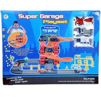 Super Garage Playset