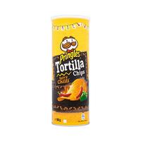 Pringles Tortilla Chips Spicy Chilli 160g