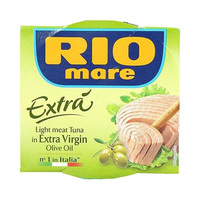 Rio Mare Extra Light Meat Tuna In Extra Virgin Olive Oil 160g
