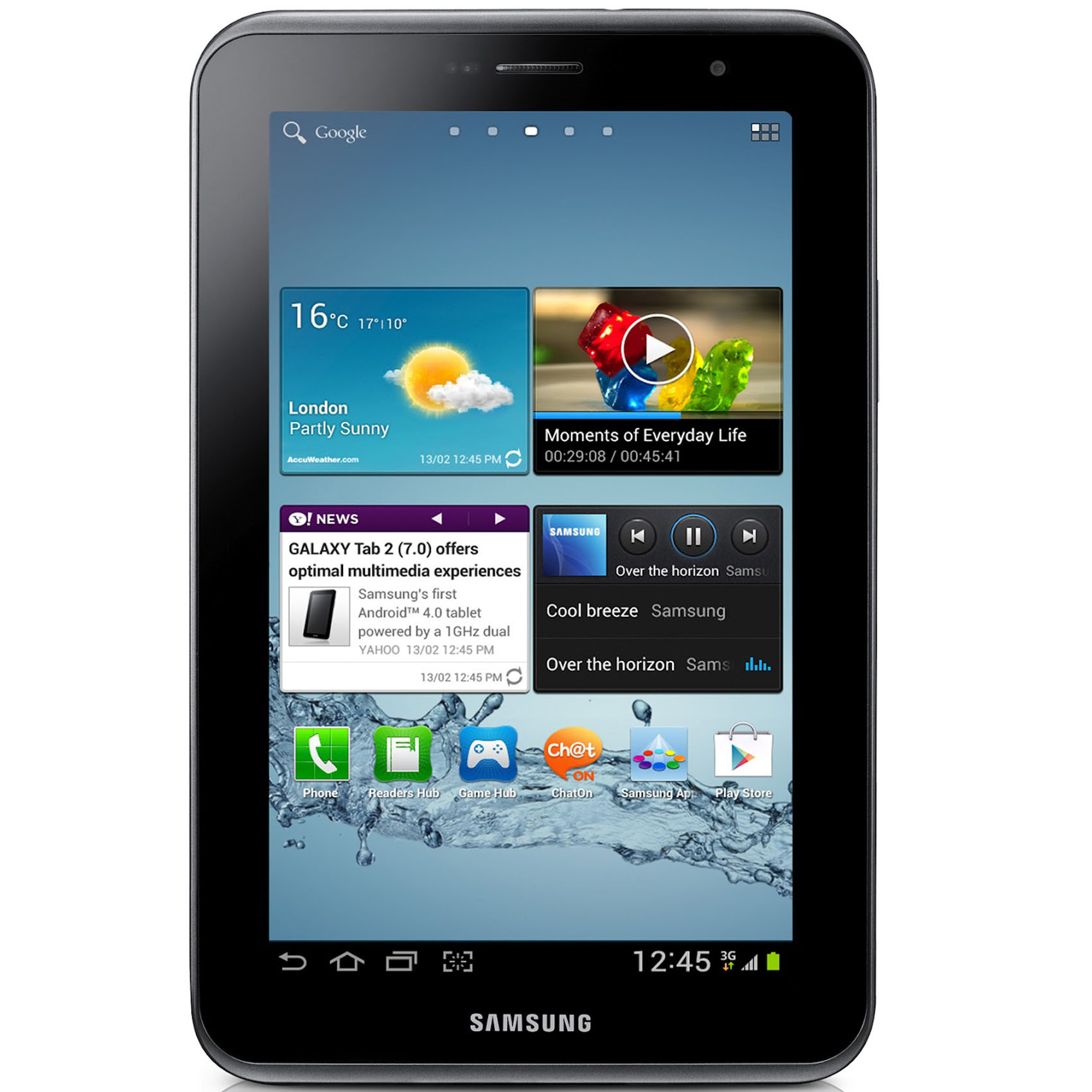SAMSUNG TAB 2 P3100 3G/7