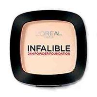 L'Oréal Paris - Infaillible Compact Powder Foundation 160 Sand Beige 9GR