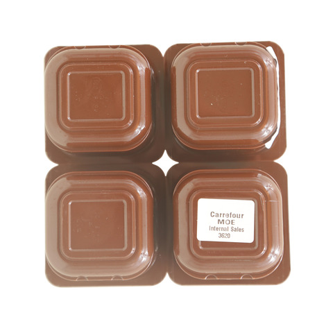 Carrefour-Chocolate-Flavoured-Creame-Desert-125g-x-4