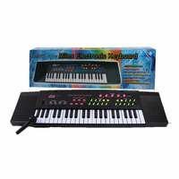 Electric Organ With Mike 44 Keys