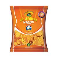El Sabor Texas BBQ Nacho Chips 225GR