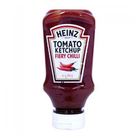 Heinz Tomato Ketchup Fiery Chili 255 g