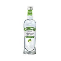 Poliakov Vodka Green 70CL + 70CL Free