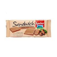Loacker Sandwich Hazelunt 75GR