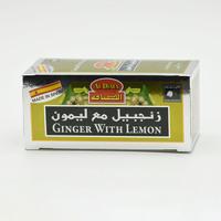 Al Diafa Tea Bags Ginger with Lemon x 25 Pieces