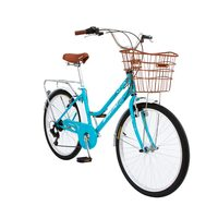 Spartan 24  City Bike Teal