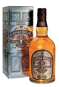 Chivas Regal 12 Years Old whisky 40%V Alcohol 37.5CL