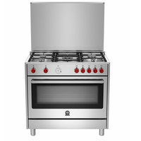 La Germania 90X60 Cm Gas Cooker RIS-95C81CX 5Burners