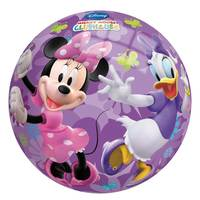 "Disney John Minnie Mouse Vinyl Playball Deflated 9"""