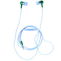 Toshiba Earphone RZE-100E Green