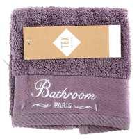 TEX Face Towel 30x30 Purple