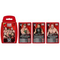 Top Trumps -WWE Card Game