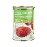 Carrefour Double Concentre Tomate 440GR
