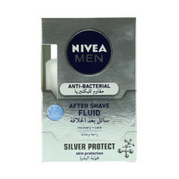 Nivea Anti-Bacterial After Shave Fluid For Men 100ml