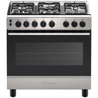 Bompani 80X50 Cm Gas Cooker Essential 80GG5TCIX