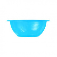 Bibo Disposible Bowl Blue 30 Pieces
