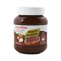 Carrefour Chocolate With Hazelnut 400 Gram