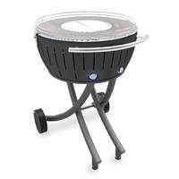 Smokeless Garden Grill XXL Grey