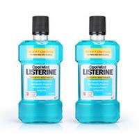 Listerine Cool Mint 250ML X2 -20% Off