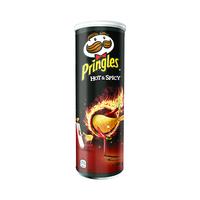 Pringles Hot & Spicy 165GR