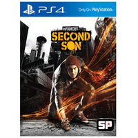 Sony PS4 Infamous Second Sun