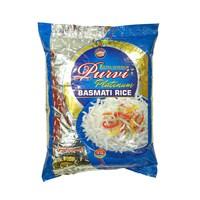Purvi Extra Superior Platinum Basmati Rice 10Kg