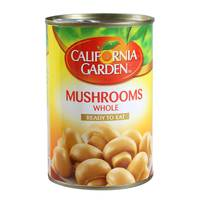 California Garden Whole Mushrooms 425 g