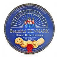 Beautiful Denmark Danish Butter Cookies 908g