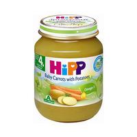 Hipp Carrot Potatoes From 4 Months 125GR