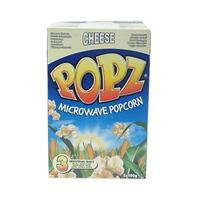 Popz Pop Corn Cheese Microwave 100GR X 3