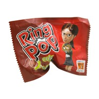 Bazooka Ring Pop Cola Flavour Hard Candy 10 g