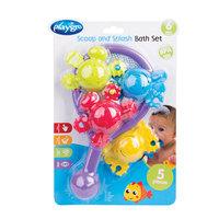 Playgro Scoop and Splash Bath Set