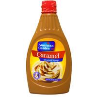 American Garden Caramel Original Syrup 680g
