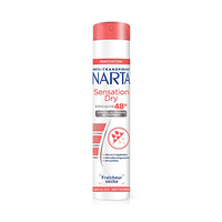 Narta Deodorant For Women Anti-Transpirant Sensation Dry Atomizer 200ML