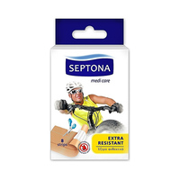 Septona Plasters Extra Resistant 8 Pieces