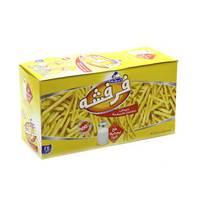 Farfasha natural salt  potato stick 15 g x 24
