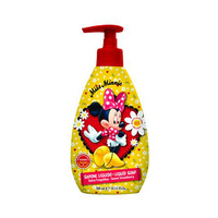 Disney Liquid Soap Minni Mouse Organic 300ML