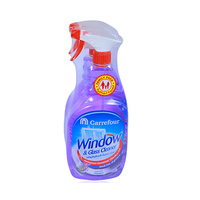 Carrefour Glass Cleaner Lavender 750ML Promo Pack X2