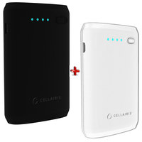 Cellairis Power Bank 7200mAh + Power Bank 7200mAh
