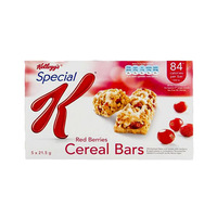 Kellogg's Special Stawberry & Red Berry 21.5GR X 5