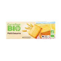 Carrefour Biscuits Bio Petits Beurre 167GR