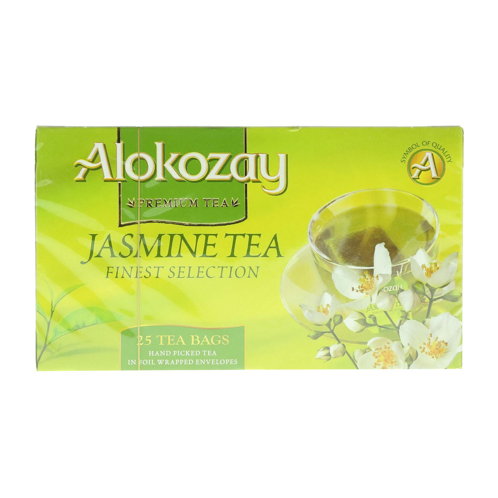 ALOKOZAY JASMINE TEA BAGS 25'S 50G