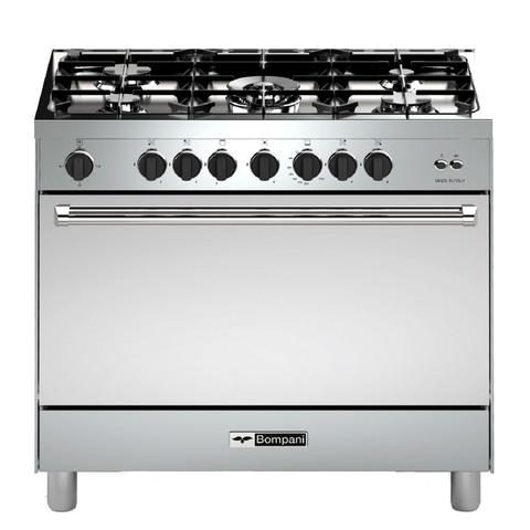 Bompani-90X60-Cm-Gas-Cooker-BO693DC