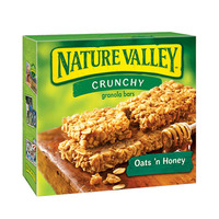 Nature Valley Oat & Honey 252GR