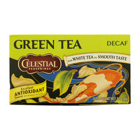 Celestial Seasoning Green Tea Decaf with White Tea 36g